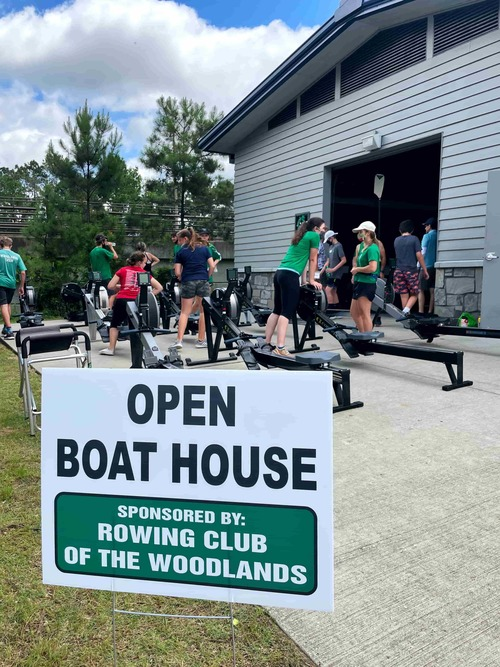 Learn To Row Open House